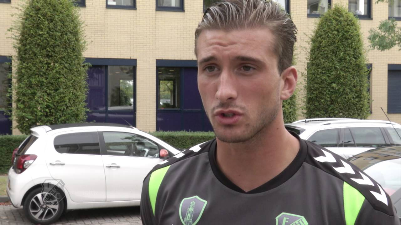 FC Utrecht TV: Interview met Robin van der Meer