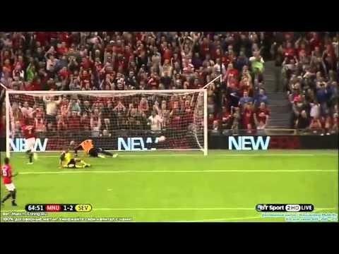 Manchester United vs Sevilla 1-3 All Goals and Highlights