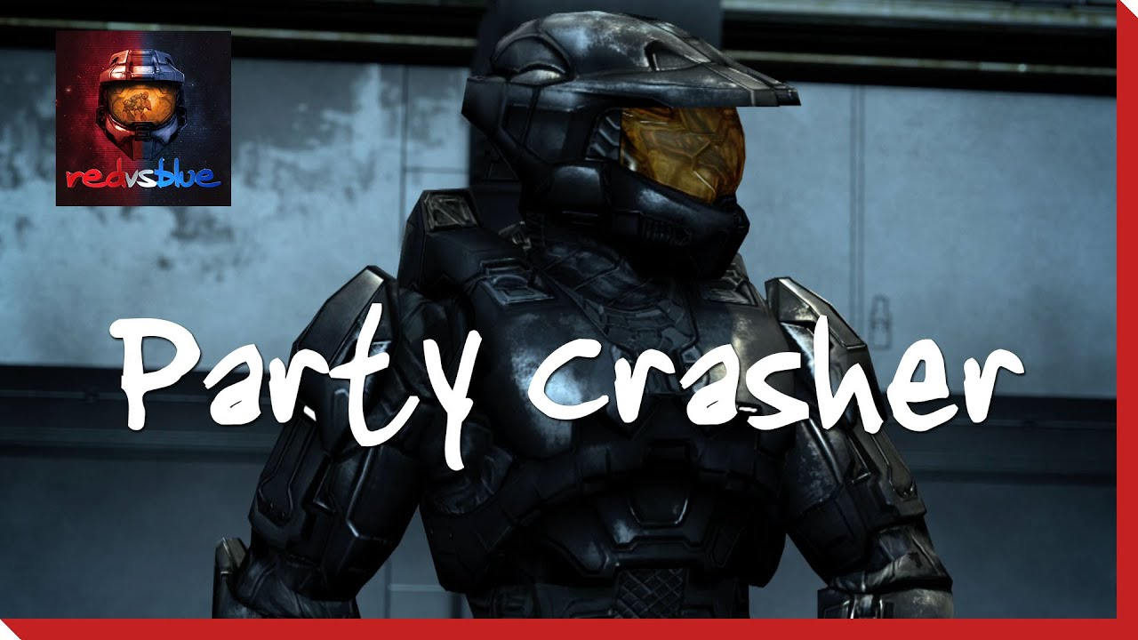 Season 10, Episode 19 - Party Crasher | Red vs. Blue