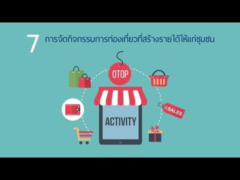 ประชาสัมพันธ์เปิดรับข้อเสนอโครงการของกองทุนเพื่อส่งเสริมการท่องเที่ยวไทย ประจำปีบัญชี 2563