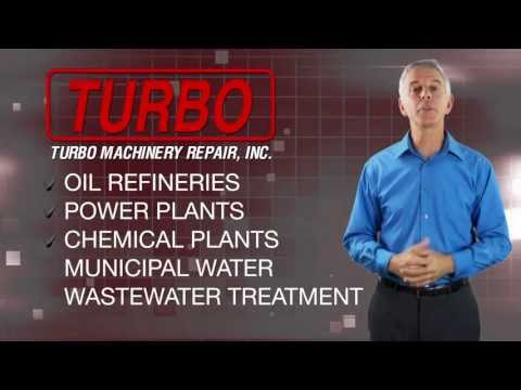 Video Search Engine Optimization - Industrial Machinery - Turbo Machinery Repair - OMG National