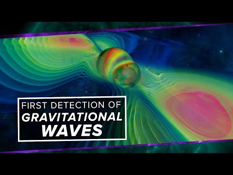 LIGO's First Detection Of Gravitational Waves! | Space Time | PBS Digital Studios