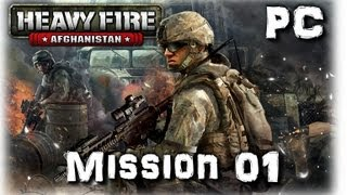 Heavy Fire Afghanistan - Mission 01 (PC)