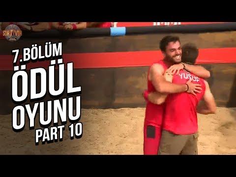 Ödül Oyunu 10. Part | 7. Bölüm | Survivor Türkiye - Yunanistan
