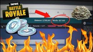MAKE MONEY 100% EASY WHILE PLAYING FORTNITE | GET FREE VBUCKS