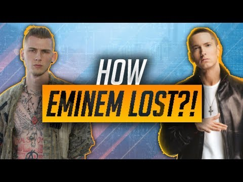 Machine Gun Kelly WON The Beef With Eminem! Rap Devil vs Killshot!