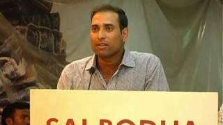 Sai Bodha Audio Release Function - VVS Laxman, Venkatesh & Gopichand