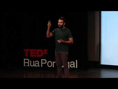 Como os homens se transformam? (PdH no TEDx)