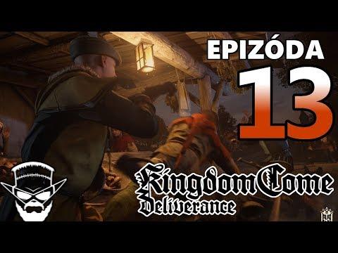 CHLASTAČKA JAK ZA GERALTA ! - Kingdom Come Deliverance / 1080p 60fps / CZ/SK Lets Play / # 13