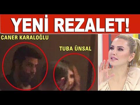 Tuba Ünsal'ın yasak aşkı ortalığı karıştırdı!