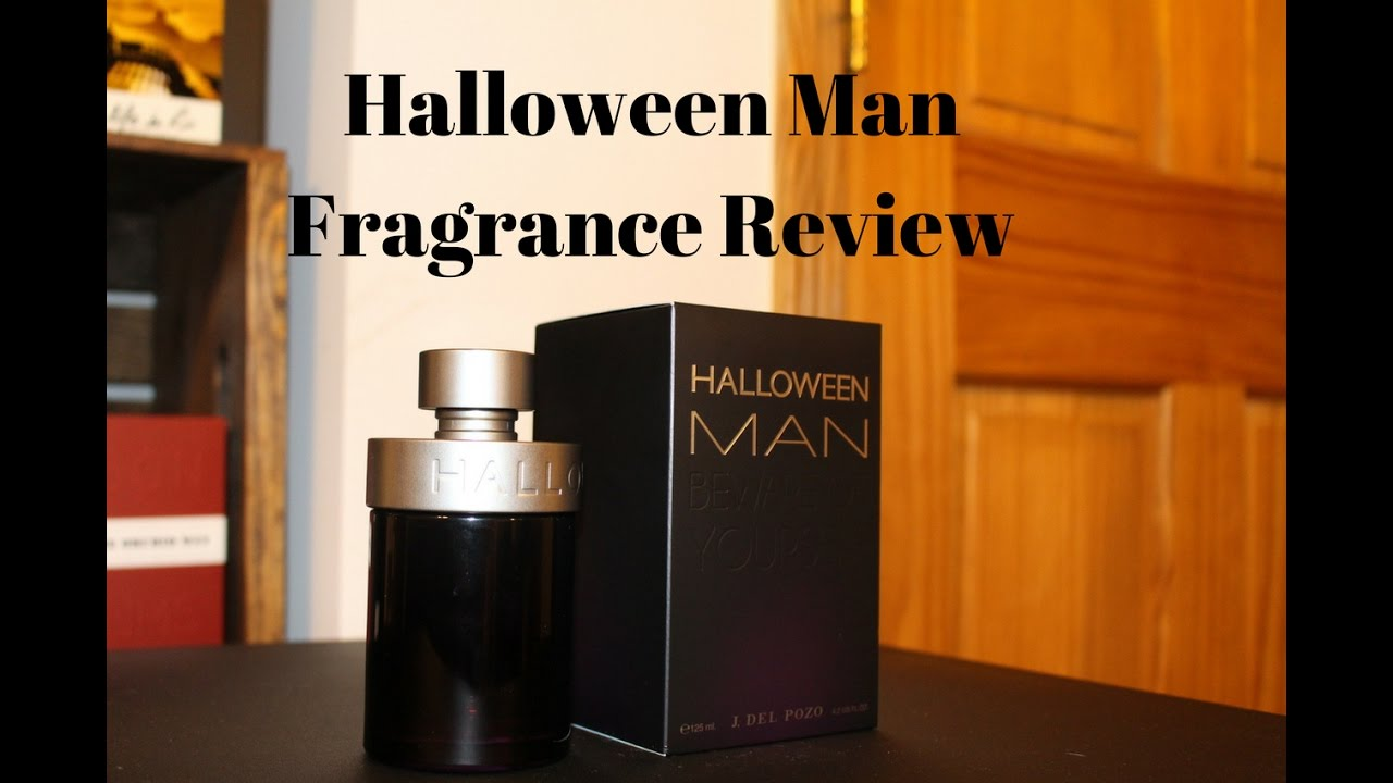 Halloween Man Fragrance Cologne Review Jesus Del Pozo Youtube