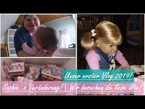 der-erste-vlog-2019!-||-wir-besuchen-die-liebe-ute!-||-reborn-baby-deutsch-||-little-reborn-nursery