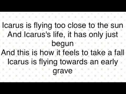 Icarus - Bastille - Lyrics