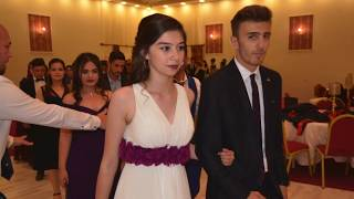 Kozan Özel Çukurova Koleji 2017-2018 Mezuniyet 2