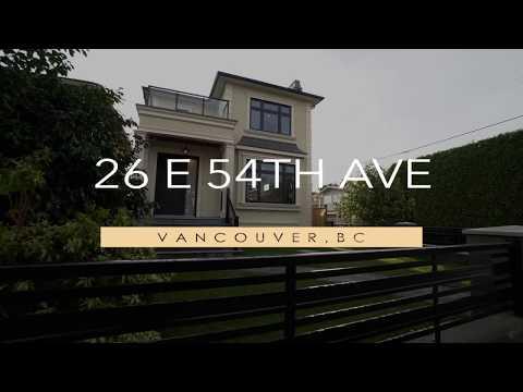 26 E. 54th Ave | Vancouver Real Estate