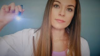 ASMR - Medical Exam RP | Analyzing Your Brain on ASMR