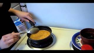 No Meat Monday:  Pumpkin Rice Pudding!!
