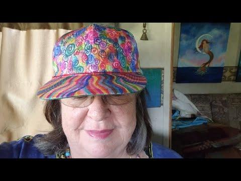 Depression, the pool, hats