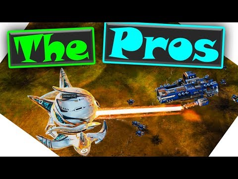 Ashes Of The Singularity Escalation Gameplay | Insane PHC VS Insane Substrate Experiment [4] |
