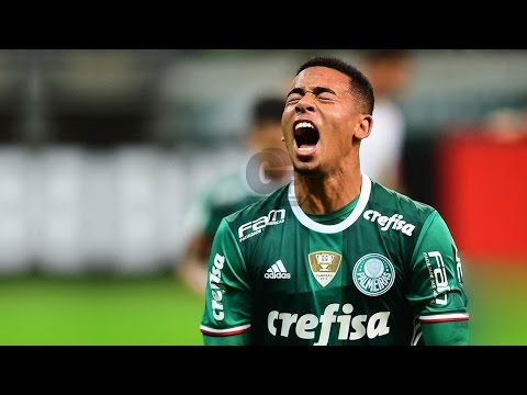 Gabriel Jesus vs América-MG Home HD 1080p (21/06/2016) by iPalmeirense101