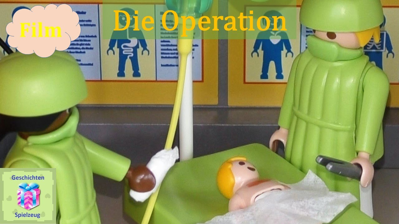 Playmobil Film Deutsch Die Operation Playmobil Geschichten Mit