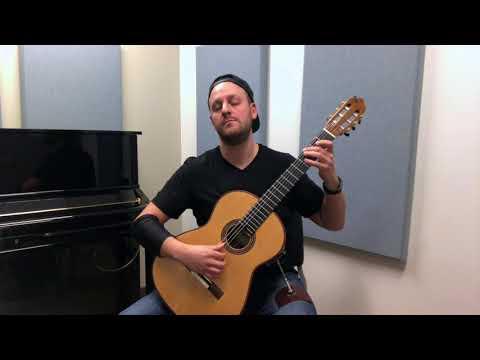 Regondi: Étude No.8 - Tariq Harb, Guitar