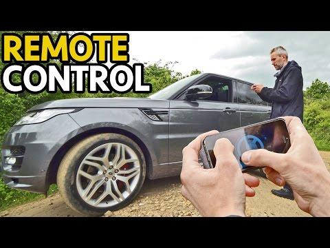 ► Remote Control Range Rover Sport - Demonstration