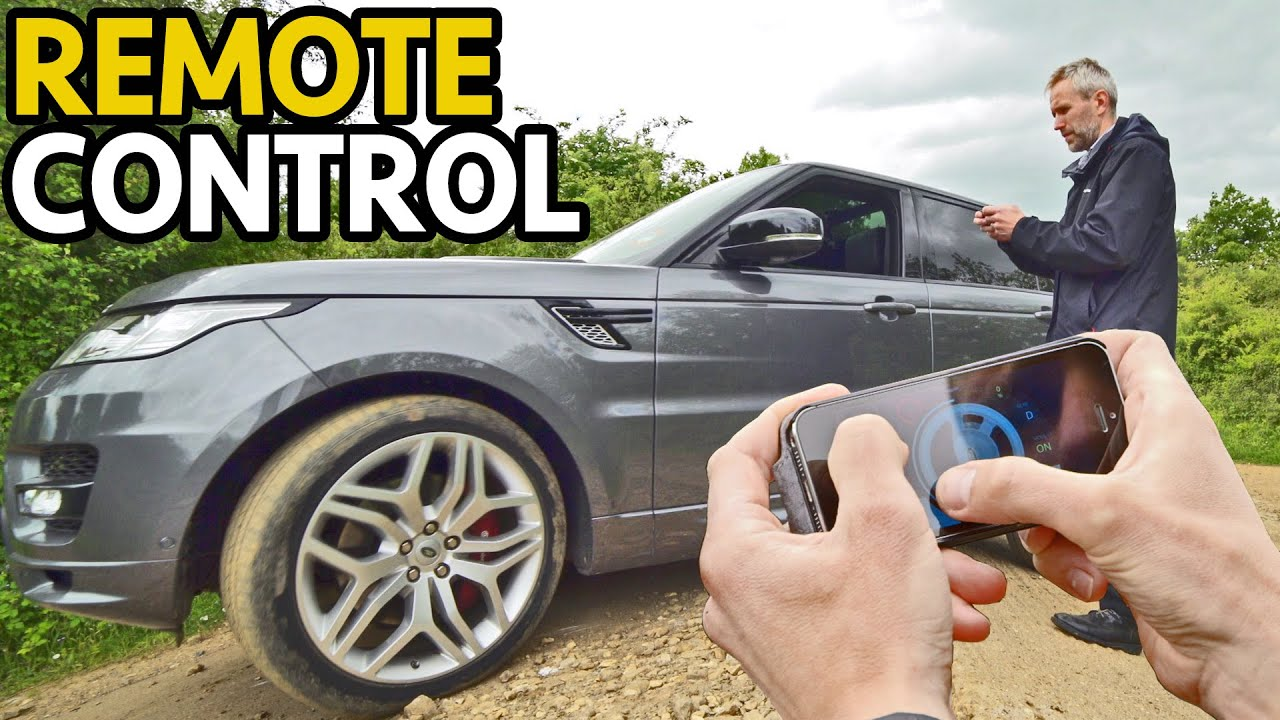 ■Remote Control Range Rover Sport Demonstration