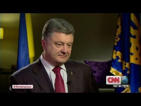 Poroshenko: Ready for peace deal
