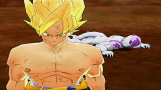 Dragonball Z Infinite World - Story Mode - Frieza Saga (Z Playthrough) | Chaospunishment