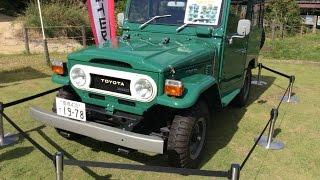 愛知トヨタ主催のランクルフェスに行ってきました。