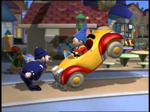 Noddy - Noddy and the new taxi