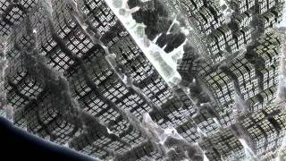 4D fractal space animation