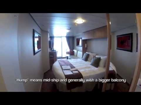 Celebrity Reflection All Staterooms - Recommended