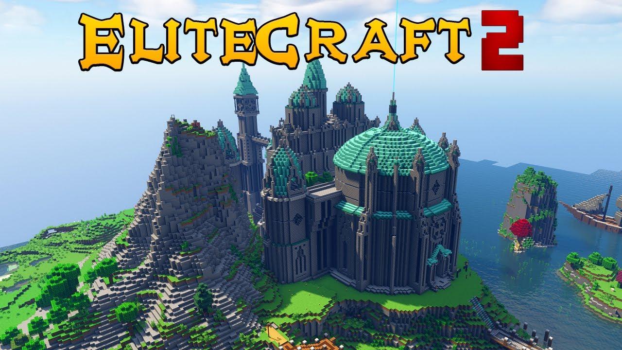 Elitecraft 2 Ep3 - HICE UN PALACIO