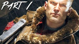 WOLFENSTEIN 2 THE NEW COLOSSUS Walkthrough Gameplay Part 1 - Prologue (Wolfenstein II)
