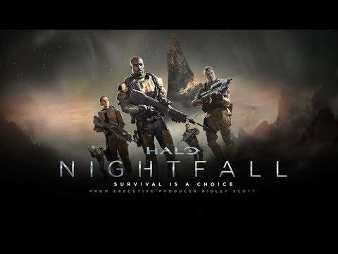 Halo: Nightfall   V.O Subtitulado