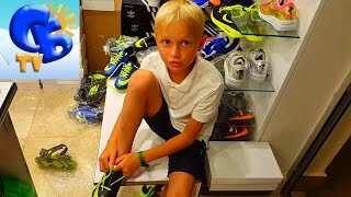 ⚽ VLOG Бутсы Найк. Купит ли Старший Брат в Турции? ВЛОГ Boots Nike. Is Starshiy Brat buy in Turkey?