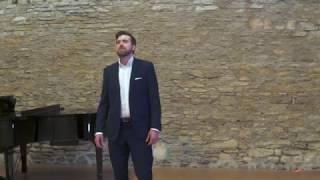 Christian Thurston sings Mein Sehnen, mein Wähnen from Die tote Stadt