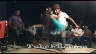 Repeat youtube video Bhojpuri Hot Sexy Arkestra Stage Dance Show Video Song #20