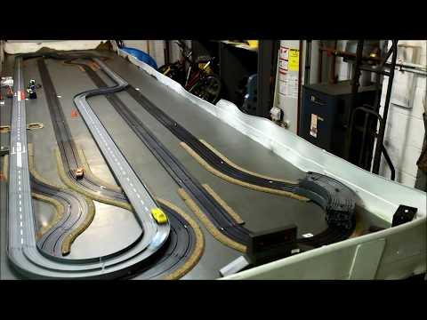 TYCO TCR SLOT CAR RACING