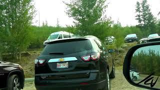 Driving to Myra Canyon Kelowna, Aug 2018 and talking about stuff