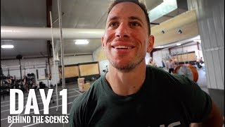 The CrossFit Games 2019: Behind the Scenes PART 1