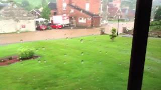 Inondation Hombourg 28/07/2012