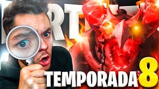 **TEMPORADA 8** DRAGONES EN FORTNITE - TheGrefg
