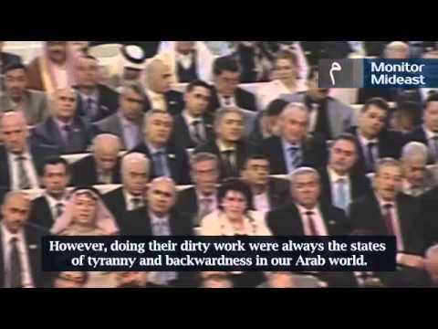 Syria President Assad on Gaza, Attacks Saudi Arabia and Arab Spring (English Subtitles)