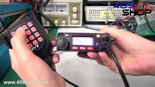 qyt kt8900 136 174 400 480mhz mini mobile radio
