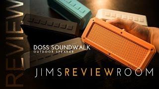 Doss SoundWalk $35 Outdoor Bluetooth Speaker – REVIEW
