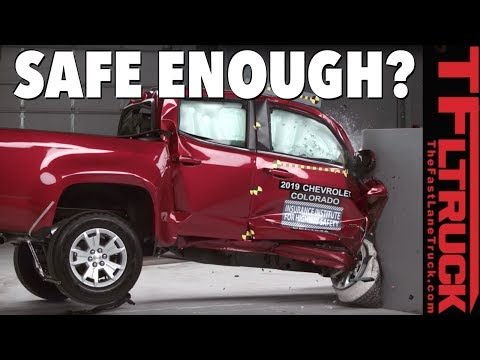 Only 3 of 11 Pickups Are Rated Good in Surprising New Crash Tests: Here Are the Least & Most Safe!