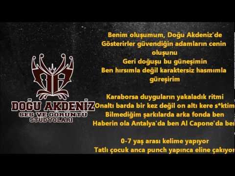 Rashness - Çıkar Hesabı Feat. Se7enty (Sözleriyle)